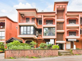 Vibrant 1 BHK for four, close to Baga Beach