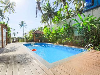 Luxurious 3-BR villa with a private pool, near Arambol Beach