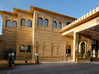 Sun-kissed heritage stay, near Jaisalmer Fort