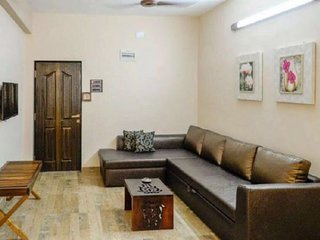 2 BHK Luxuary Apartment,Just 1km Away From Chapora River