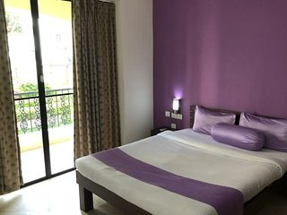 2 BHK Apartment With Shared Pool,Close Proximity To Anjuna Beach