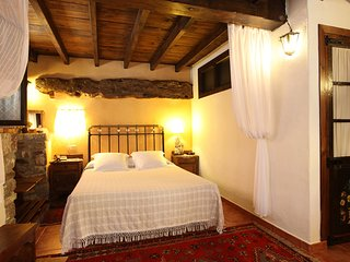 Habitacion doble, n0 1 en Hotel Casona D'Alevia