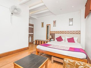 Well-furnished boutique room, 750 m from Ward's Lake