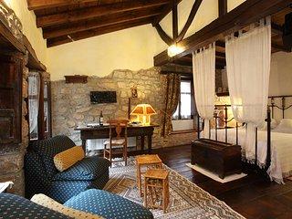 Habitacion doble, n0 2 en Hotel Casona D'Alevia