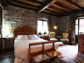 Habitacion doble, n0 3 en Hotel Casona D'Alevia