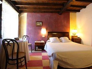 Habitacion doble, nº 5 en Hotel Casona D'Alevia
