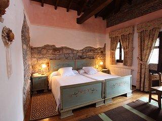 Habitacion doble, n0 6 en Hotel Casona D'Alevia