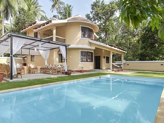 Elegant 2-BR villa, with a swimming pool