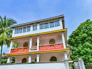 Well-appointed stay for 3 near Baga Beach 70459