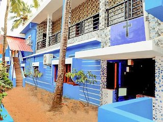 Homely abode for backpackers, near Calangute Beach