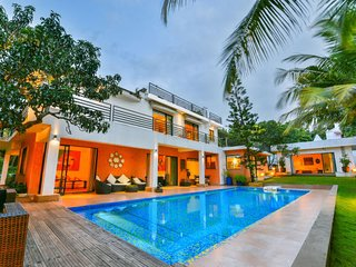 Ultra luxury boutique villa with private pool in Candolim