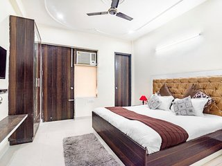 Chic 3 BHK for a group getaway