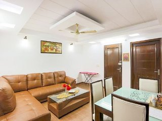Well-appointed 3 BHK for large groups