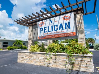 Efficiency (Studio) Room at Pelican RV Resort & Motel in Marathon, Sleeps 6