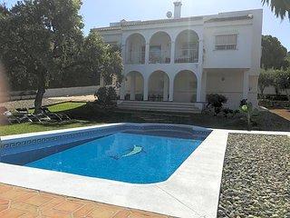 Villa Garcia con increibles vistas en Pinos