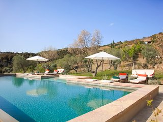 4 bedroom Villa in Castelnuovo dell'Abate, Tuscany, Italy - 5676521