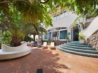 3 bedroom Villa in Marina del Cantone, Campania, Italy : ref 5646316