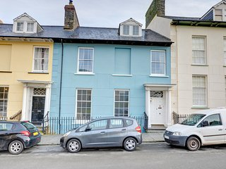 3 Laura Place: In the centre of the popular seaside town of Aberystwyth WAN419
