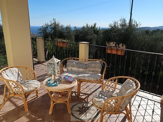 2 bedroom Villa in Artallo, Liguria, Italy : ref 5444020