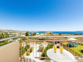 4 bedroom Villa in Loutraki, Crete, Greece : ref 5611701