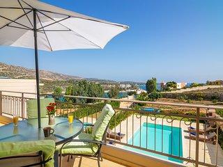 4 bedroom Villa in Loutraki, Crete, Greece : ref 5218013