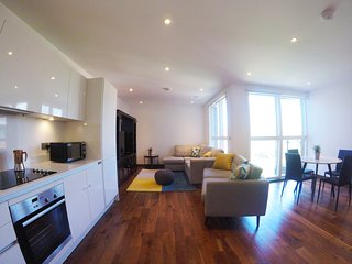 West Hampstead 2 bedroom Penthouse apartment.