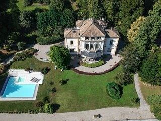 8 bedroom Villa in Meina, Piedmont, Italy : ref 5218483