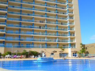 Apartment Sun Beach, Guardamar - Beautiful View Apt with Pool, Wi-Fi, Sat TV...