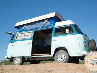 The Kombi Experience: Rental The Azulita VW in Tulum