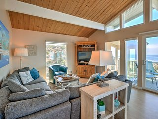 NEW! La Selva Beach Home w/Gas Grill & Ocean Views