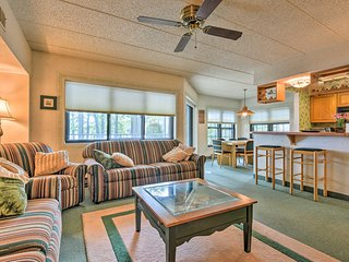 NEW! Lake Harmony Condo w/Balcony Near Big Boulder