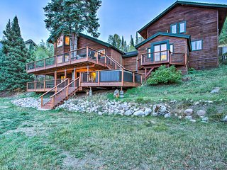 NEW! Renovated Steamboat Home w/ Views & Hot Tub!