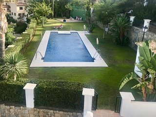 Beautiful Townhouse, with Golf and Sea Views, El Campanario Golf & Spa area.