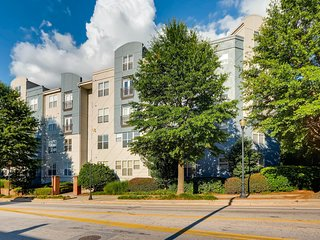 Downtown ATL by 1STHOMERENT 1229 - Luxury Apartment 4 pax with City View CV
