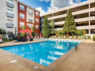 ATL.CV 1255 - Luxury Apartment 4 pax CV 1255