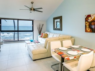 Bv103 - Amazing Beachfront Condo steps from the Sand