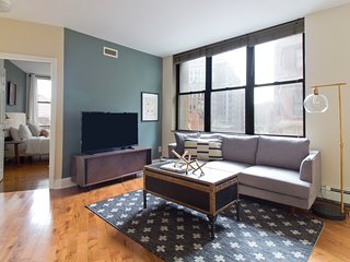 Sophisticated 1BR in Financial District by Sonder