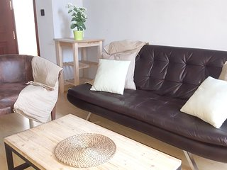 Spacious apartment in the center of Seville with Lift, Parking, Internet, Washin