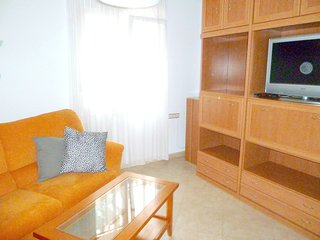 Apartment 850 m from the center of Seville with Internet, Air conditioning, Park