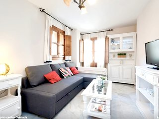 House in the center of Granada with Internet, Air conditioning, Washing machine
