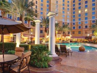 Stay at the stunning Grand Desert Resort!
