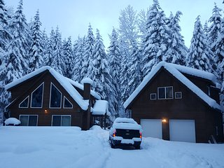 Cozy Studio Apartment - Crystal Mountain & Mt. Rainier WA