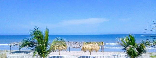 Mooi rustig strand in VILLA van Playa MARAR de Bonanza