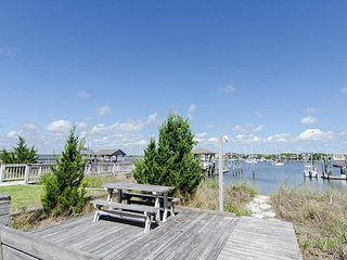 Conveniently located upscale unit with the best of ocean and sound views