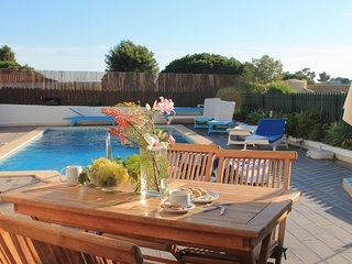 Villa Quinta do Algarve (12 persons). Private Pool. Just 500m to the Sandy Beach