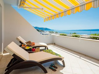 Luxury seaside apartment Amfora