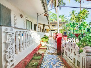 Relaxing stay for backpackers, on Palolem beach