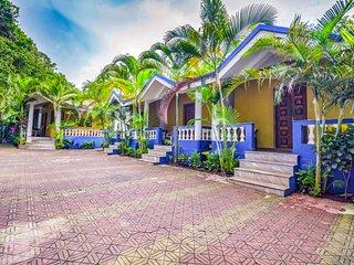 Charming single room accommodation, 1.2 km from Vagator beach
