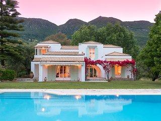 4 bedroom Villa in Pyrgi, Ionian Islands, Greece : ref 5621260