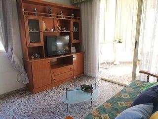 Apartamento centro de Benidorm - aire acondicionado